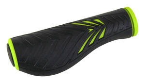 MRX gripy MRX 1133 AD2 ergon.černo-zelený 125mm