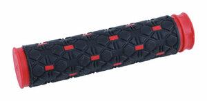 MRX gripy MRX 232-D2 černo-červený
