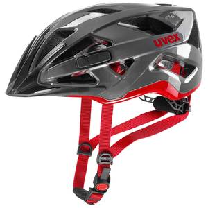 Uvex helma ACTIVE antracite red