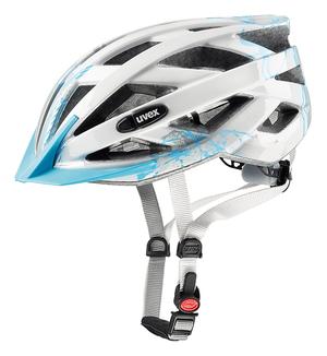 Uvex helma AIR WING lightblue silver