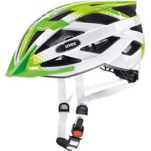 Uvex helma AIR WING lime white