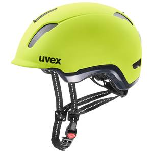 Uvex helma CITY 9 neon yellow