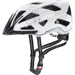 Uvex helma CITY ACTIVE white mat