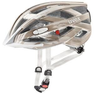 Uvex helma CITY I-VO champagne mat
