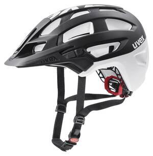 Uvex helma FINALE 2.0 black white mat