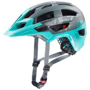 Uvex helma FINALE 2.0 grey lightblue mat