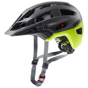 Uvex helma FINALE 2.0 grey yellow mat