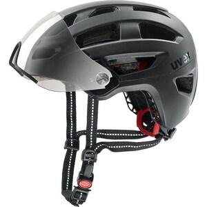 Uvex helma FINALE VISOR strato steel