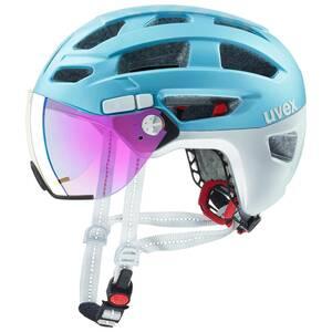 Uvex helma FINALE VISOR strato cool blue
