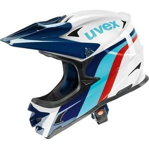 Uvex helma HLMT 10 white blue