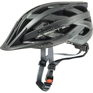 Uvex helma I-VO CC black-smoke mat