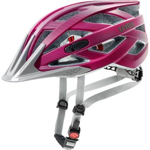 Uvex helma I-VO CC dark pink mat