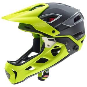 Uvex helma JAKKYL HDE grey neon mat