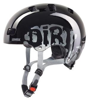Uvex helma KID 3 dirtbike black