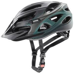 Uvex helma ONYX CC black teal mat