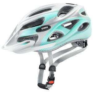 Uvex helma ONYX CC white teal mat
