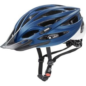 Uvex helma OVERSIZE blue-white mat