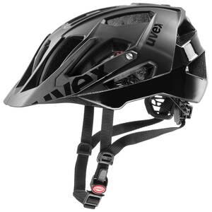 Uvex helma QUATRO black mat