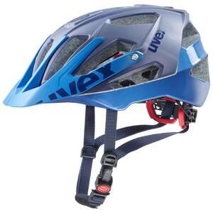 Uvex helma QUATRO blue mat