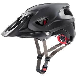Uvex helma QUATRO INTEGRALE black mat