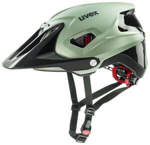 Uvex helma QUATRO INTEGRALE green black mat
