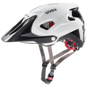 Uvex helma QUATRO INTEGRALE white black