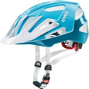 Uvex helma QUATRO lightblue white