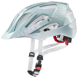 Uvex helma QUATRO mint mat