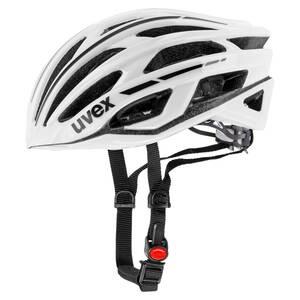 Uvex helma RACE 5 classic white