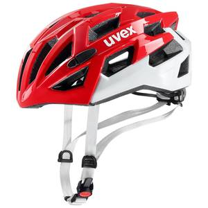 Uvex helma RACE 7 red white