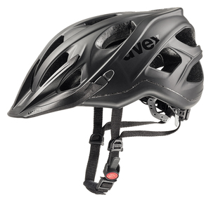 Uvex helma STIVO CC black mat