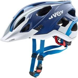 Uvex helma STIVO CC blue white mat
