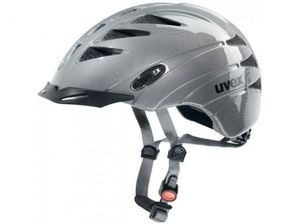 Uvex helma UVISION CITY silver