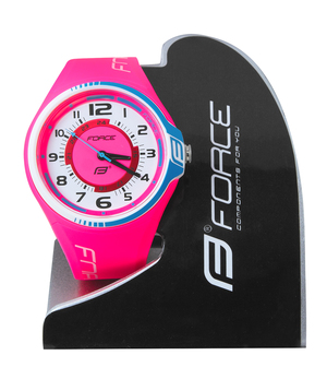 Force hodinky FORCE2 růžové