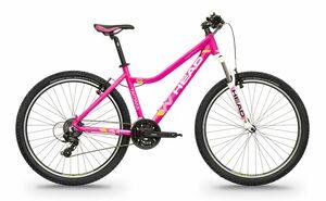 Head horské kolo TACOMA I neon růžová
