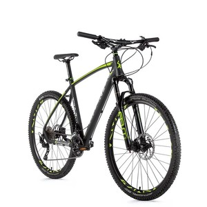 Leader Fox horské kolo TRAP šedo/zelené