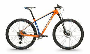 Head horské kolo TRENTON II oranžová / modrá