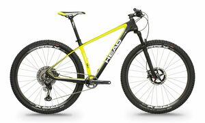 Head horské kolo TRENTON V černá / žlutá