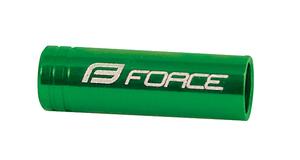 Force koncovky řadícího bowdenu 4mm zelené