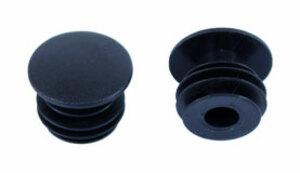 Profil koncovky řídítek VLP-35 černé /2ks/