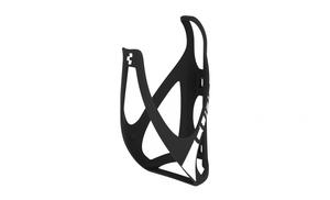 Cube košík na láhev HPP matt black/white