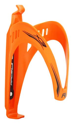 Bezvakolo košík na láhev RACE ONE -X3 neon oranžový