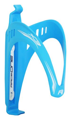 Bezvakolo košík na láhev RACE ONE -X3 sky modrý