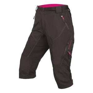 Endura dámské 3/4 kalhoty HUMMVEE II černé