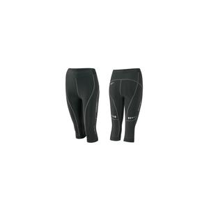 Force kraťasy LADY-1 3/4 fitness bez vložky, černé