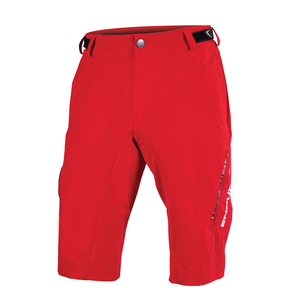 Endura Kraťasy SINGLETRACK LITE Short red