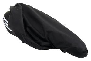 Profil kryt na sedlo CSR-1002-L nepromokavý, černý
