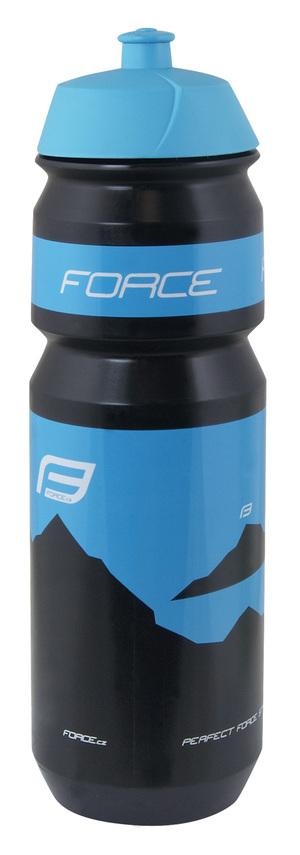 Force láhev 0,75 l FORCE HILL černo-modrá