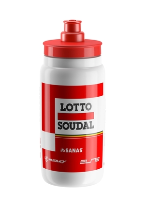 Elite láhev FLY TEAM LOTTO SOUDAL 550ml