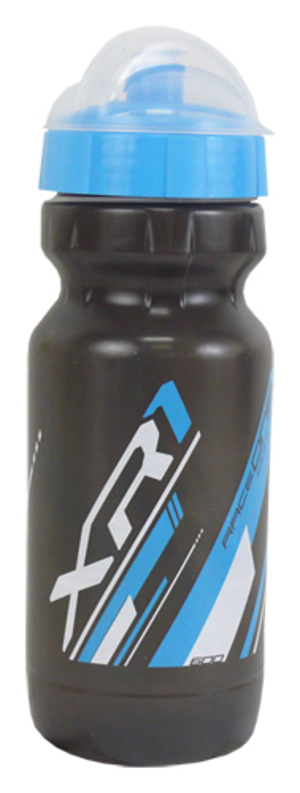 Logic láhev RACE ONE XR1, 0,6l šedo-modrá